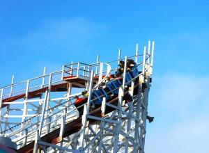 board walk rollercoaster