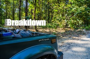 breakdown in jim corbett