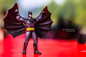 batman red