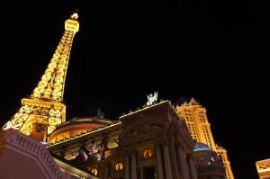 eiffel tower casinos vegas