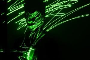 laser portrait