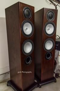 monitor audio rx6 speakers pair