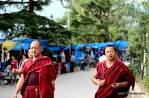 monks mcleod ganj