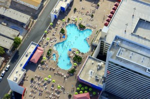 pool from 100th floor