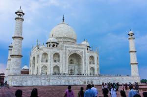 Taj Mahal Isometric