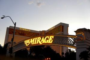 the mirage vegas
