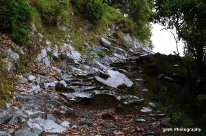 trekking to trihund