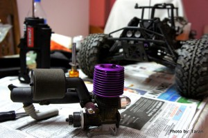 savage-hpi-engine