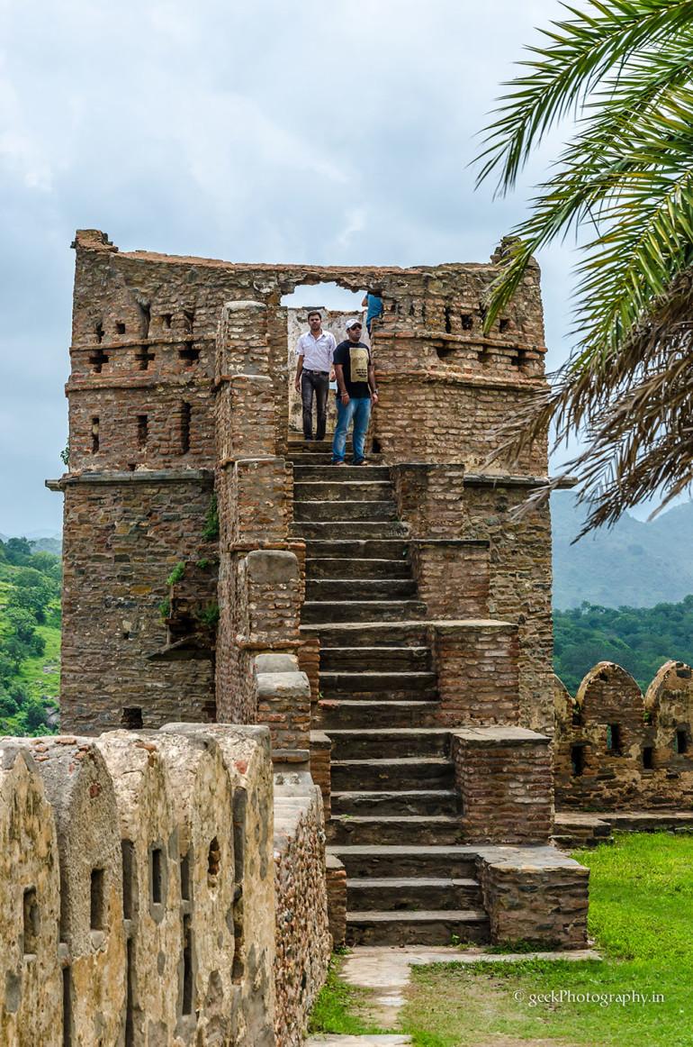 Rajasthan: Kumbalgarh Fort