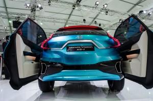 Honda Concept XS-1