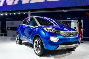 Tata Nexon concept car