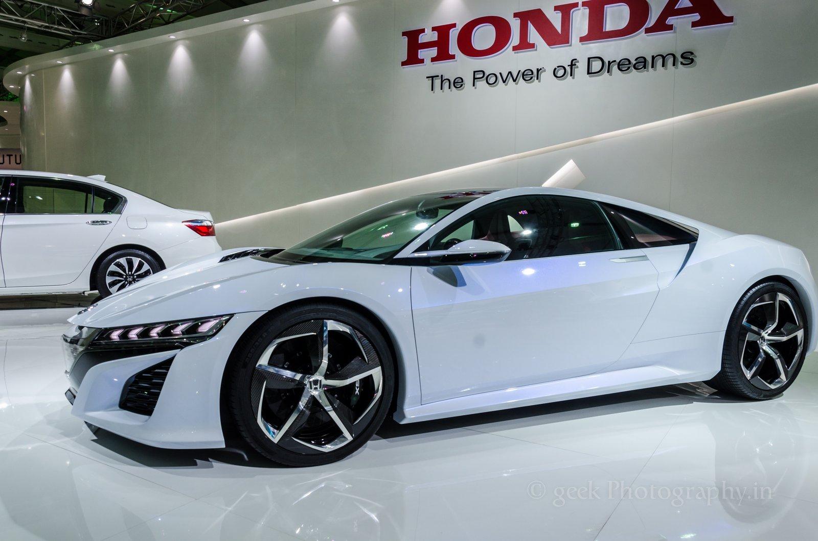 Honda nsx 2014