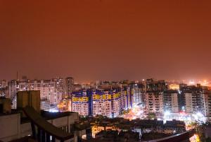 indirapuram_night_sky