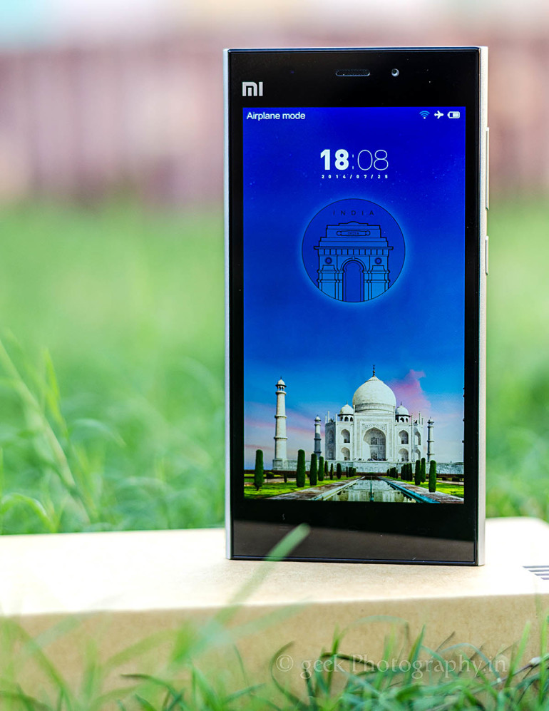 Xiaomi Mi3 Top Android Flagship for cheap [Photos]