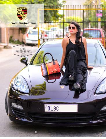 Bags and Porsche