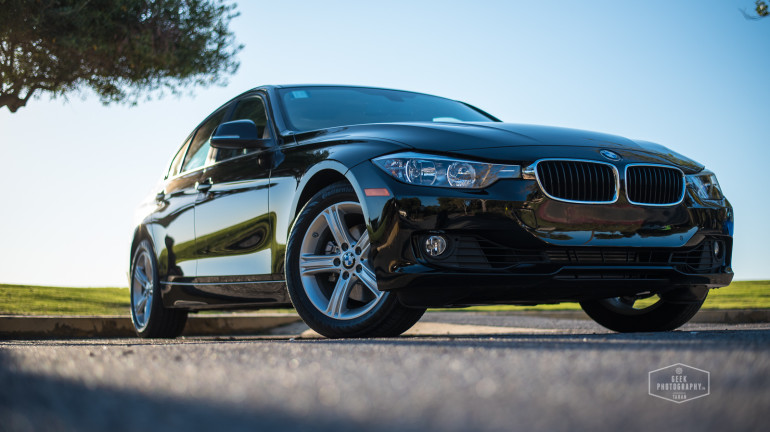 BMW 328i Bleed Black