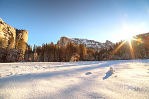 half-dome-yosmite-winter
