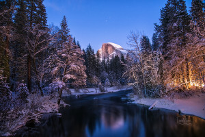yosemite-half-dome-lake
